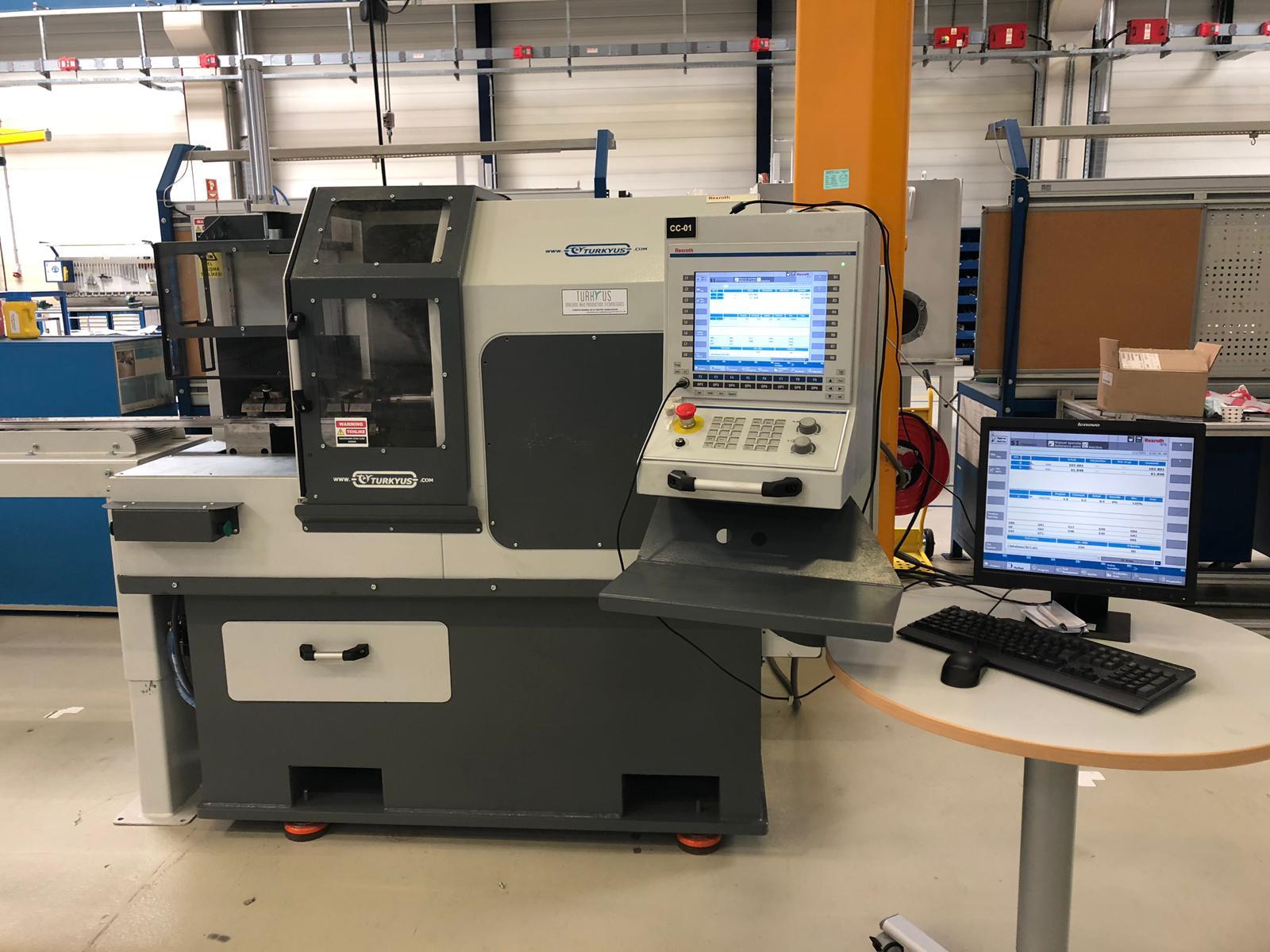 CNC Ray Frezeleme
